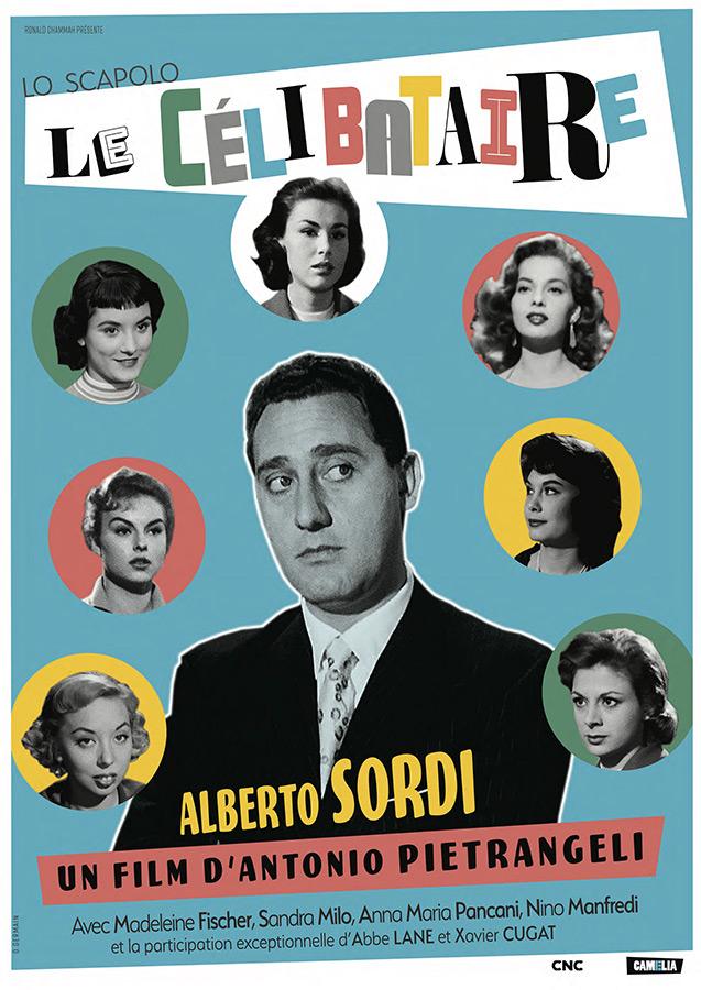 Le Célibataire (Lo scapolo) de Antonio Pietrangeli (1955)