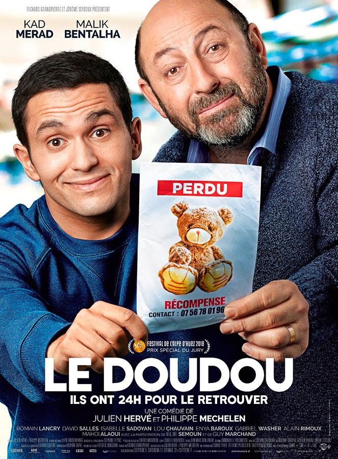 Le Doudou (Philippe Mechelen et Julien Hervé, 2018)