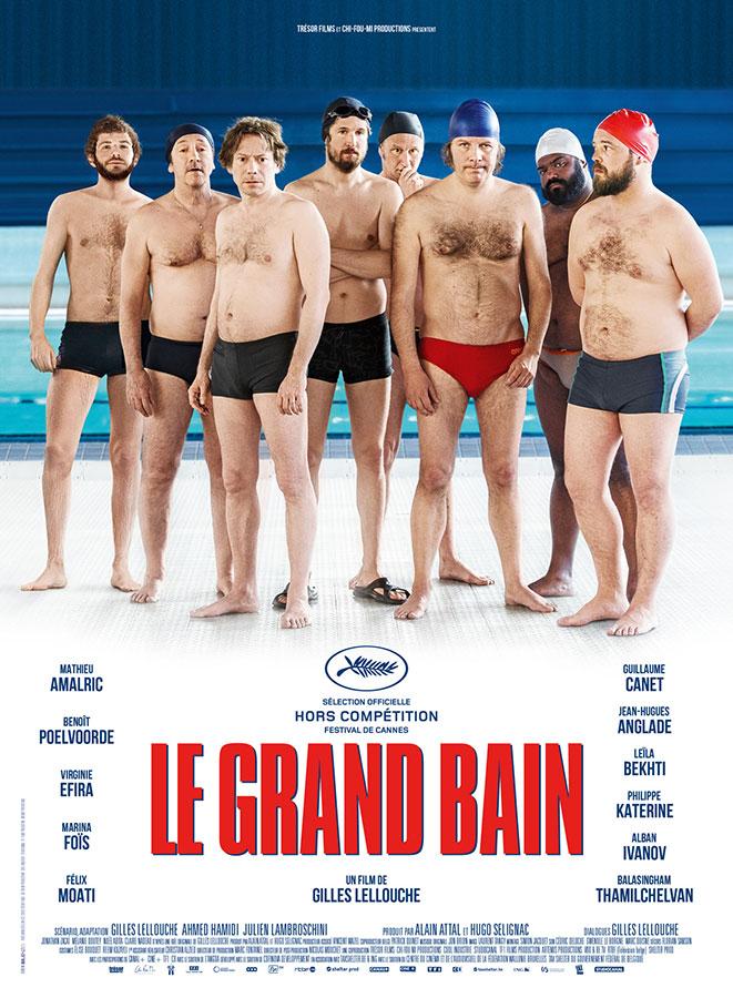 Le Grand bain (Gilles Lellouche, 2018)