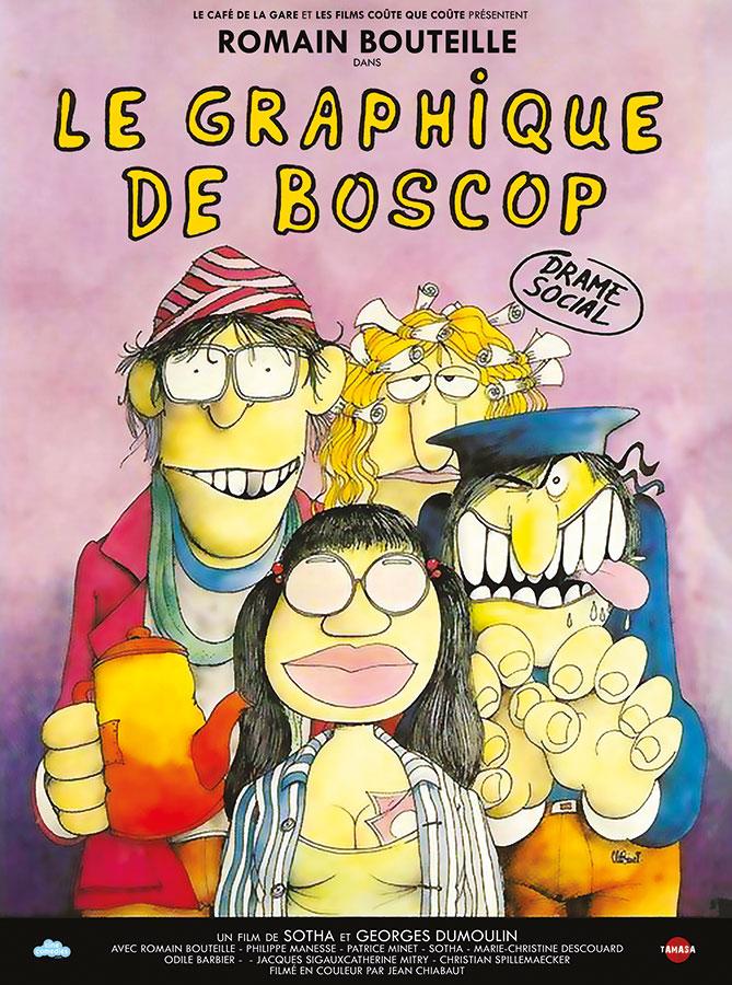 Le Graphique de Boscop (Sotha, 1976)