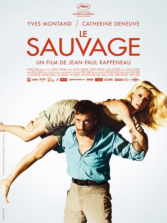 Le Sauvage (Jean-Paul Rappeneau, 1975)