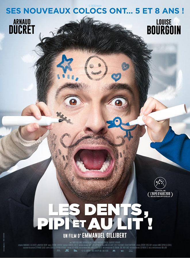 Les Dents, pipi et au lit ! (Emmanuel Gillibert, 2018)