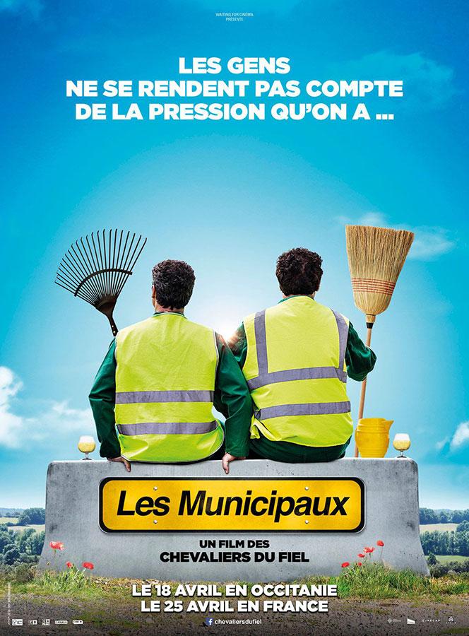 Les Municipaux, ces héros (Eric Carrière et Francis Ginibre, 2018)