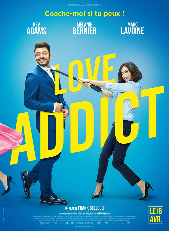 Love addict (Frank Bellocq, 2018)