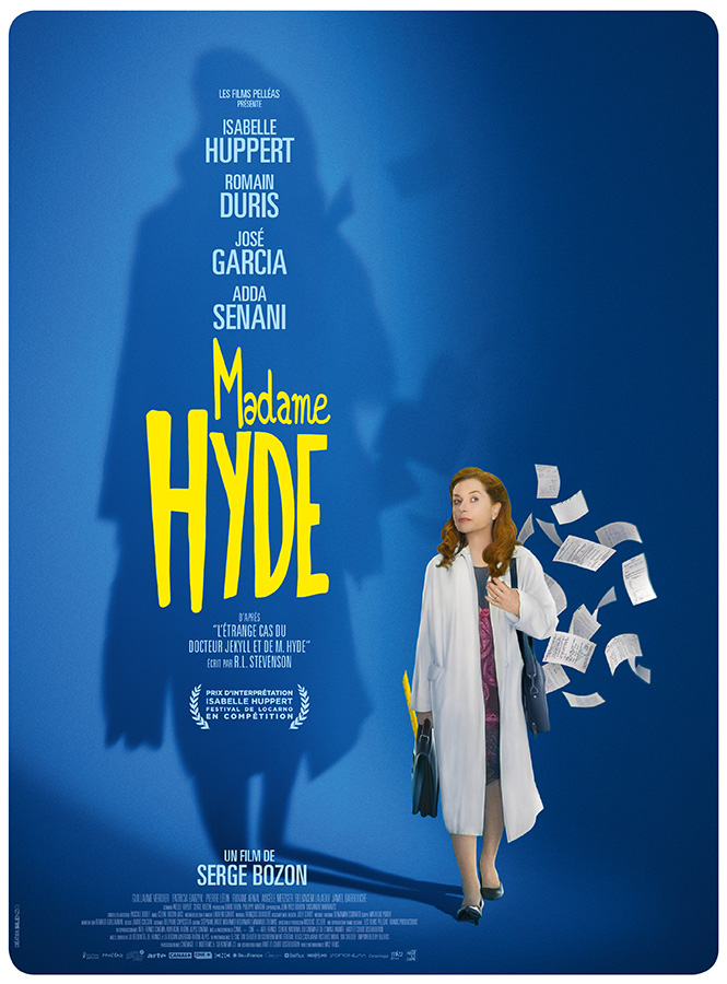 Madame Hyde (Serge Bozon, 2018)