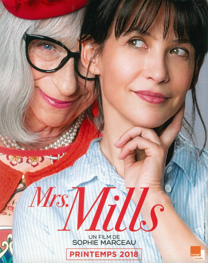Mrs Mills, une voisine si parfaite (Sophie Marceau, 2018)