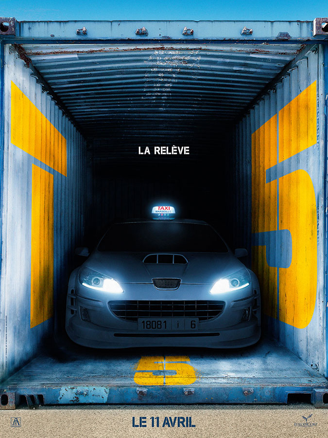 Taxi 5 (Franck Gastambide, 2018)