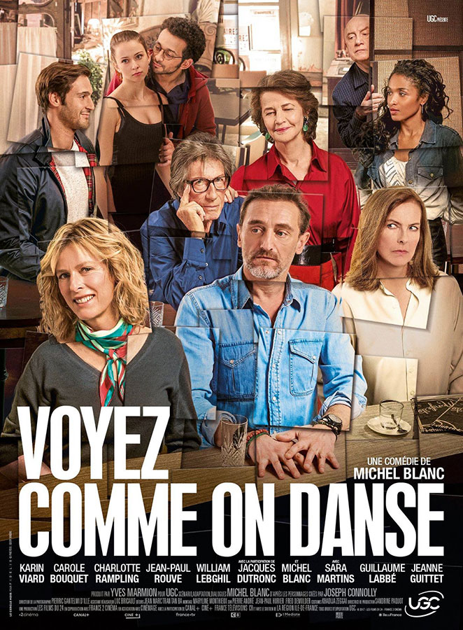 Voyez comme on danse (Michel Blanc, 2018)