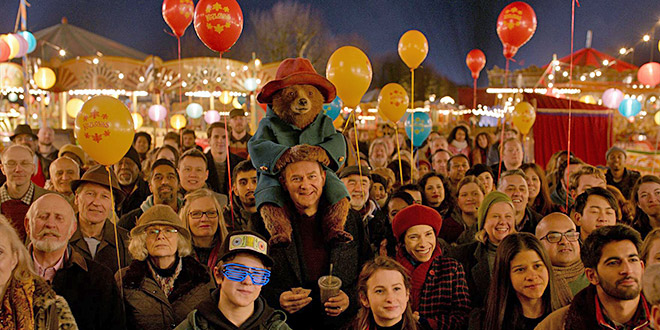 Paddington 2 (Paul King, 2017) - Box-office français du 3 au 9 janvier 2018