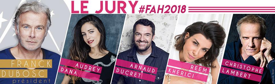 Jury du 21ème Festival International du Film de Comédie de l'Alpe d'Huez