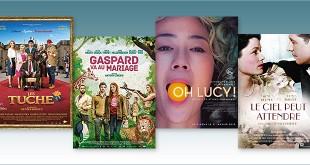sorties Comédie du 31 janvier 2018 : Les Tuche 3, Gaspard va au mariage, Oh Lucy !, Le Ciel peut attendre (reprise 1943)