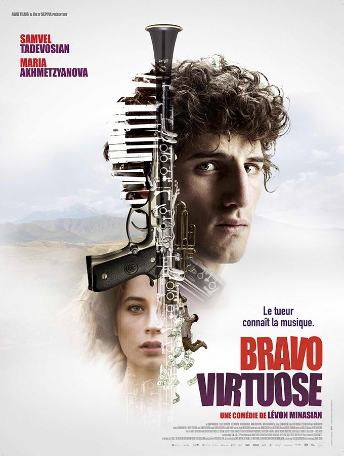 Bravo virtuose (Lévon Minasian, 2016)