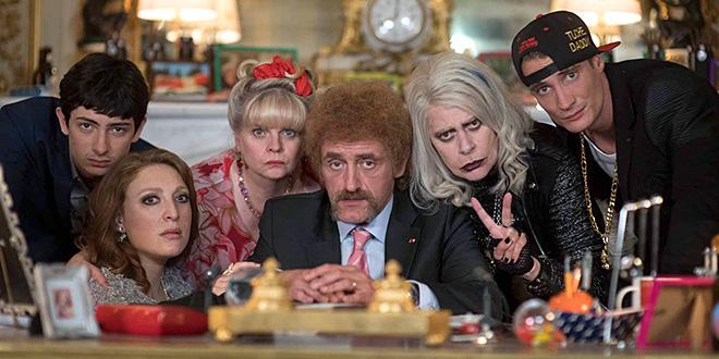 Les Tuche 3 (Olivier Baroux, 2018) - Box-office français du 31 janvier au 6 février 2018