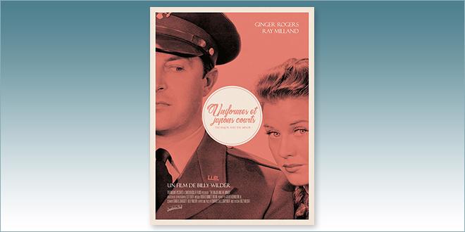 sorties Comédie du 7 février 2018 : Uniformes et jupons courts (The Major and The Minor, 1942)