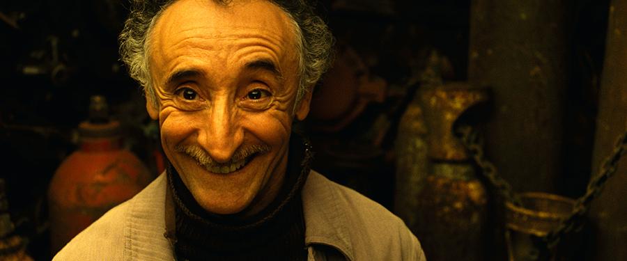 Michel Crémadès dans Micmacs à tire-larigot (Jean-Pierre Jeunet, 2009)