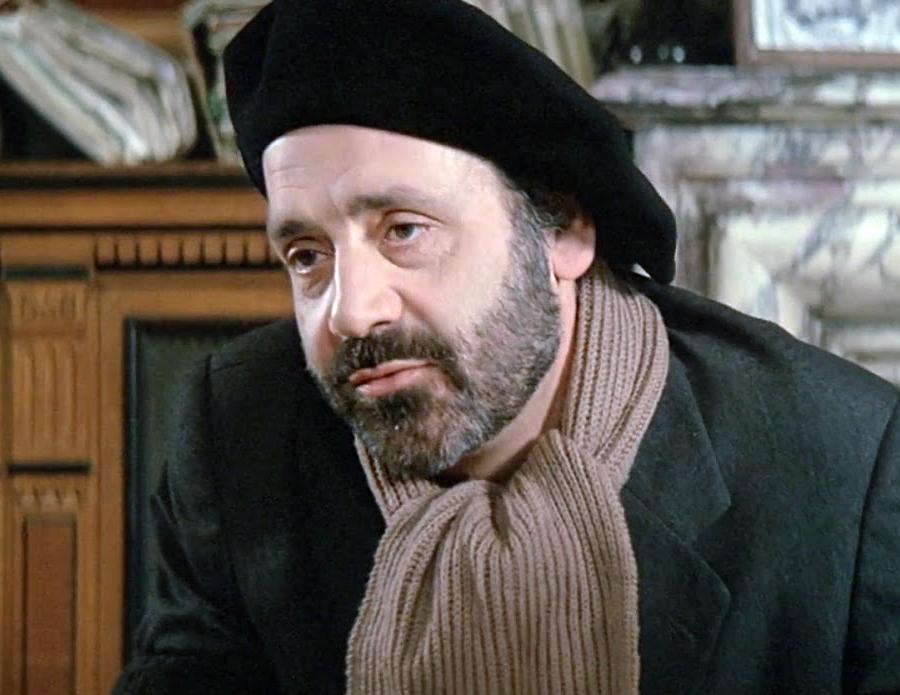 Jean Yanne dans Papy fait de la résistance (Jean-Marie Poiré, 1983)