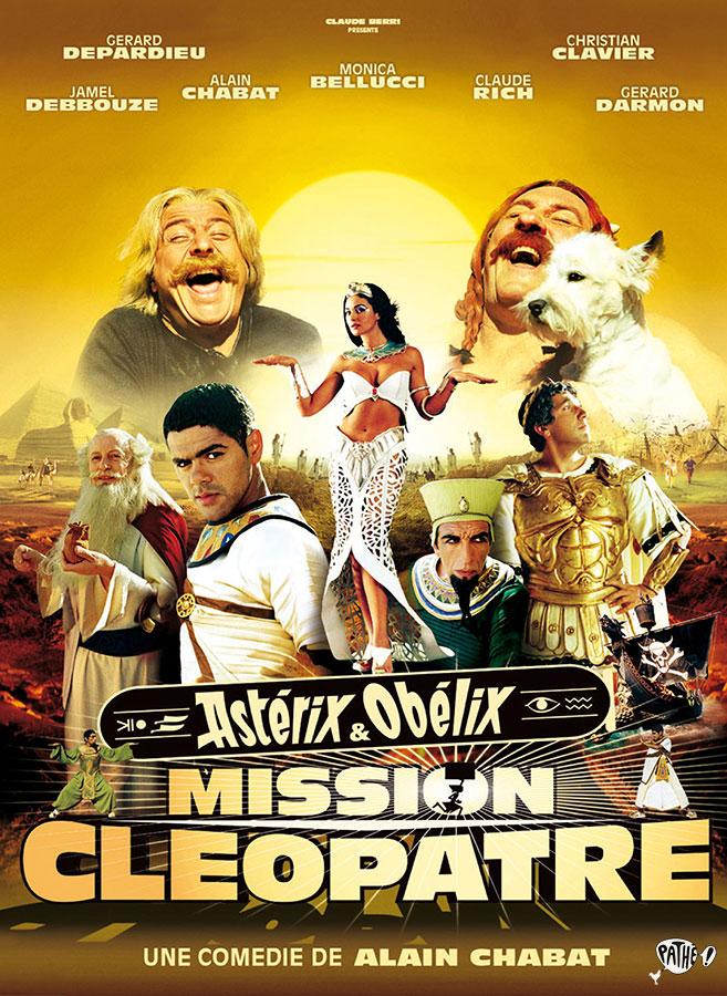 Astérix et Obélix : Mission Cléopâtre (Alain Chabat, 2002)