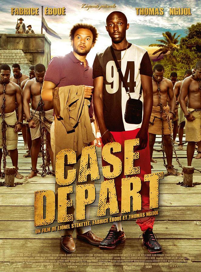 Case départ (Lionel Steketee, Fabrice Eboué & Thomas Ngijol, 2011)
