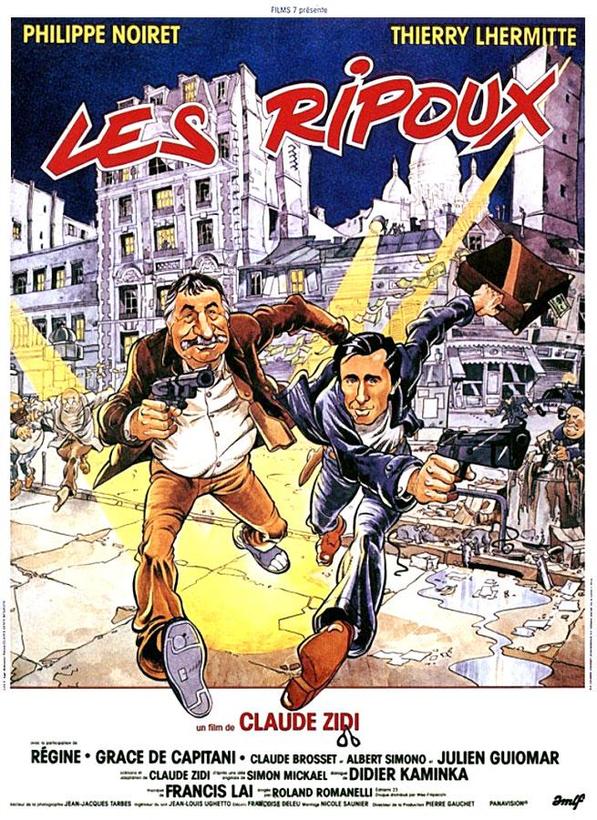 Les Ripoux (Claude Zidi, 1984)