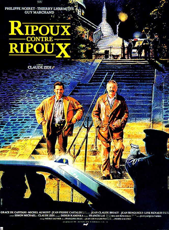 Ripoux contre Ripoux (Claude Zidi, 1990)