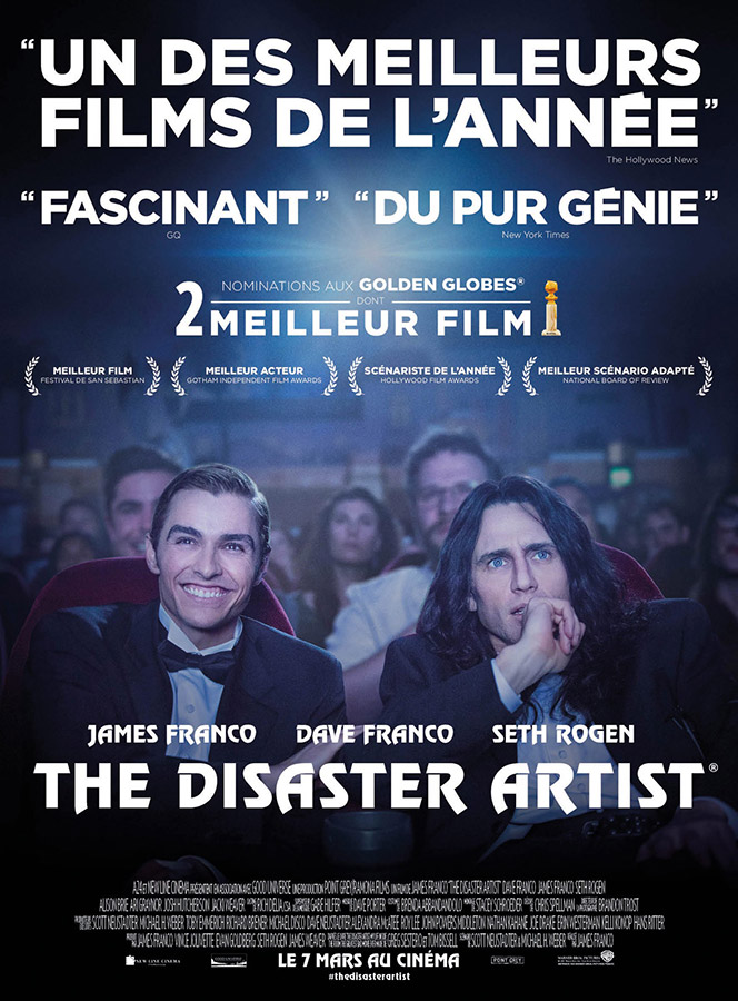 The Disaster Artist (James Franco, 2018)