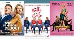 sorties Comédie du 14 mars 2018 : Tout le monde debout, La Belle et la belle, Embrasse-moi idiot (rep. 1964)