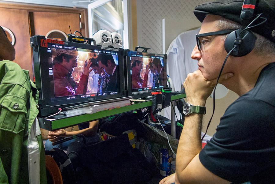 Pablo Berger, le réalisateur de Abracadabra - © Condor Distribution