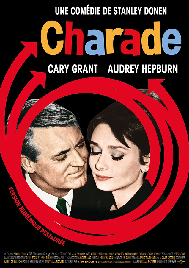 Charade (Stanley Donen, 1963)