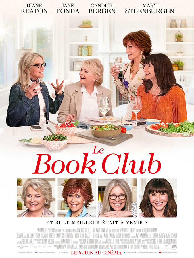 Le Book Club (Bill Holderman, 2018)