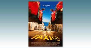 sorties Comédie du 11 avril 2018 : Taxi 5