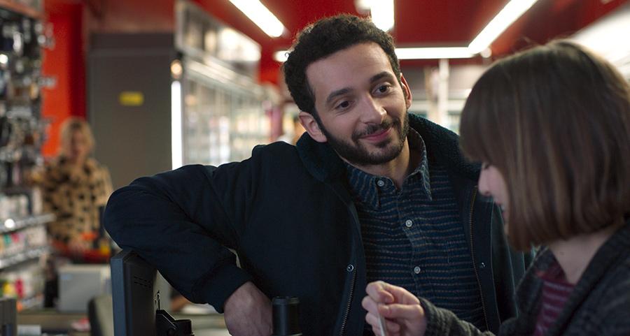 William Lebghil et Camille Razat dans Ami-Ami (Victor Saint Macary, 2018)