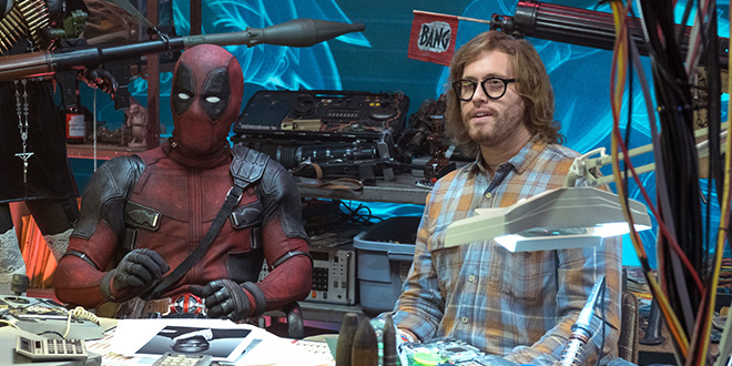 Box-office français du 16 au 22 mai 2018 - Deadpool 2 (David Leitch, 2018)