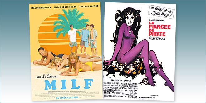 sorties Comédie du 2 mai 2018 : MILF, La Fiancée du pirate (1969)