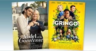 sorties Comédie du 9 mai 2018 : Abdel et la Comtesse, Gringo