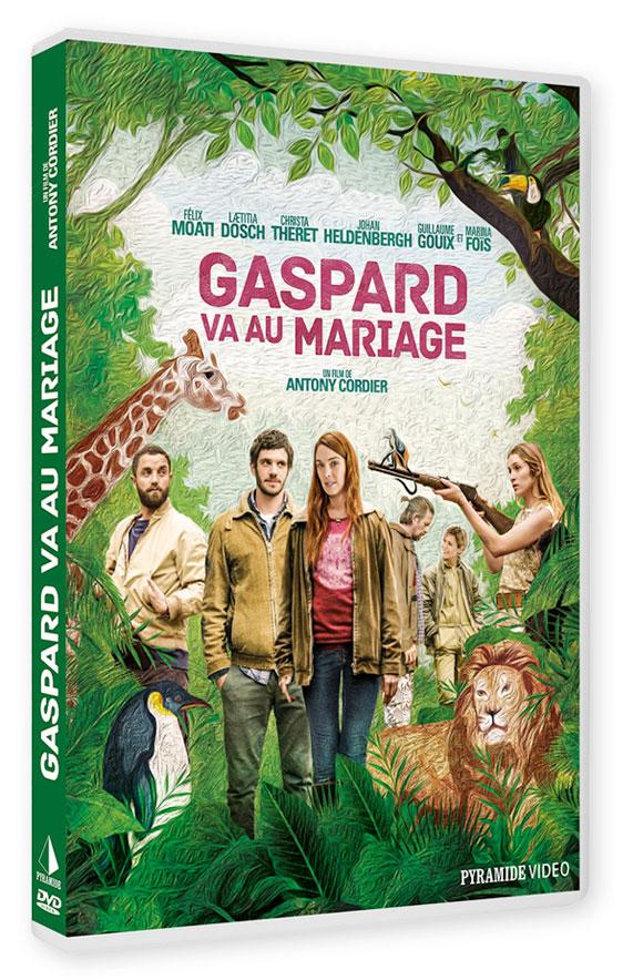 Gaspard va au mariage (Antony Cordier, 2018) - DVD