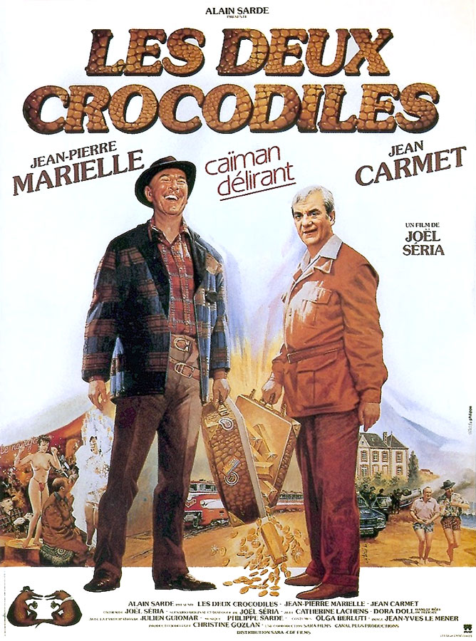Les Deux crocodiles (Joël Séria, 1987)
