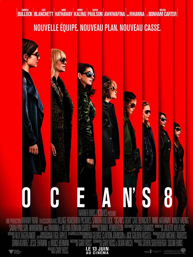 Ocean's 8 (Gary Ross, 2018)