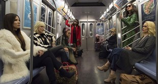 Box-office français du 13 au 19 juin 2018 - Ocean's 8 (Gary Ross, 2018)