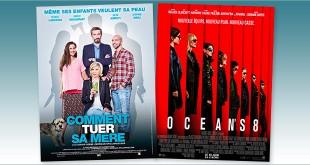 Toutes les sorties Comédie du 13 juin 2018 : Comment tuer sa mère ?, Ocean's 8