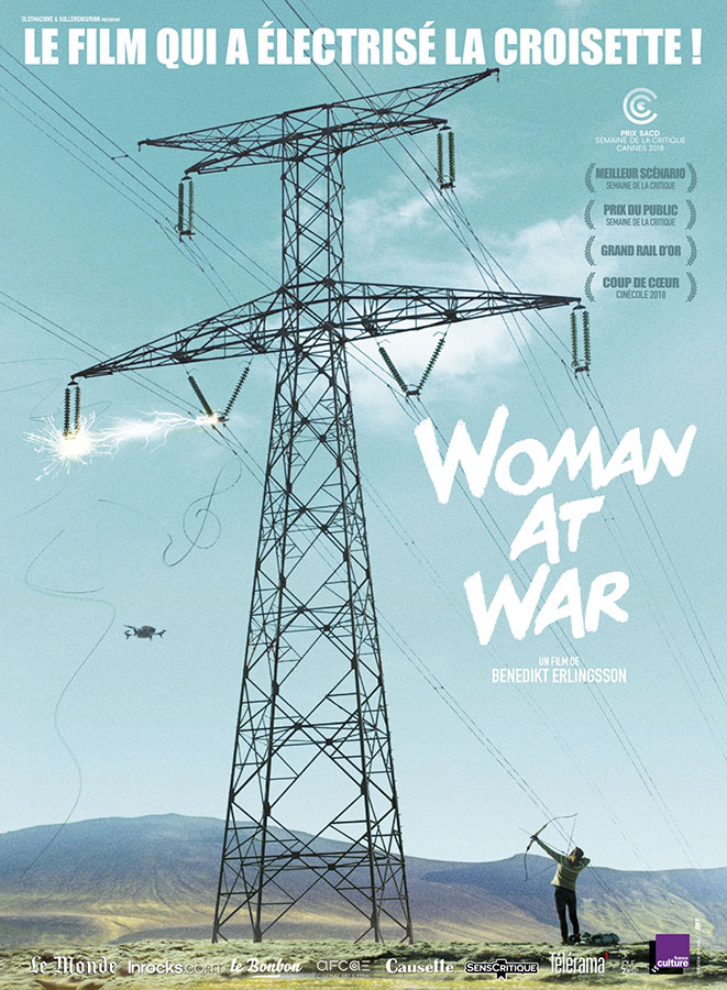 Woman at War (Benedikt Erlingsson, 2018)