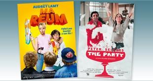 sorties Comédie du 18 juillet 2018 : Ma reum, The Party (reprise 1968)