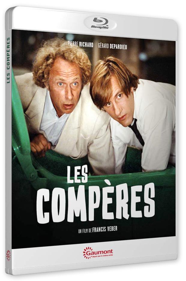 Les Compères (Francis Veber, 1983) - Blu-ray