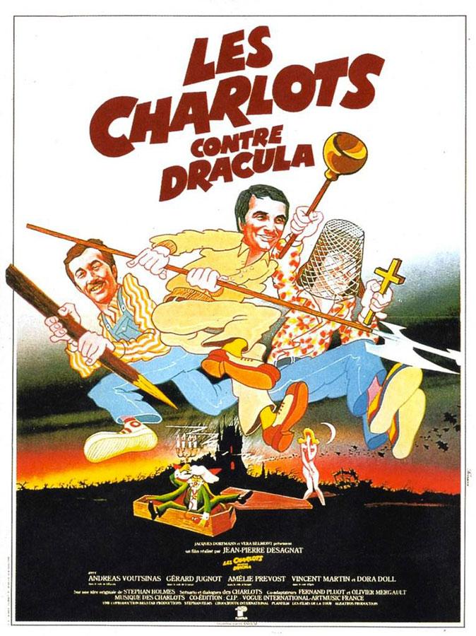 Les Charlots contre Dracula (Jean-Pierre Desagnat, 1980)