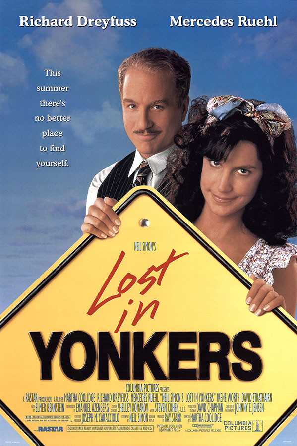 Lost in Yonkers (Martha Coolidge, 1993)