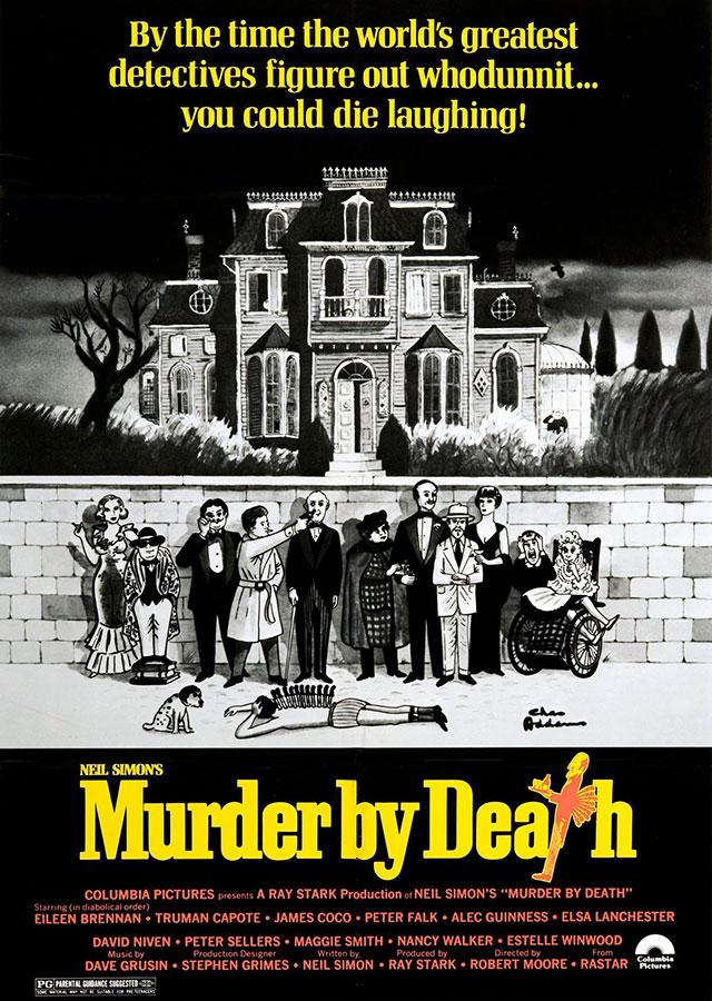 Murder by Death (Un cadavre au dessert, Robert Moore, 1976)