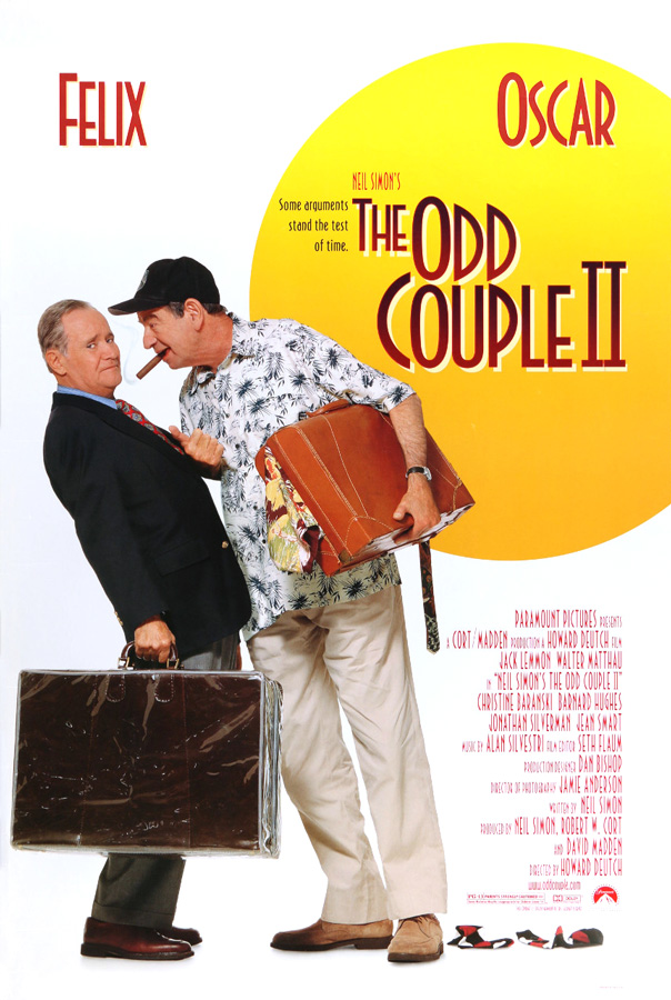 The Odd Couple II (Drôle de couple 2) de Howard Deutch (1998)