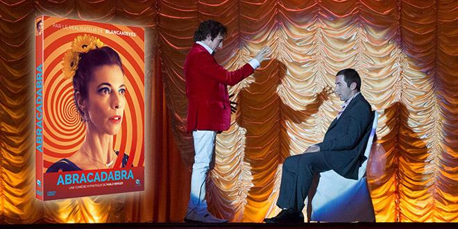 Abracadabra - Test DVD