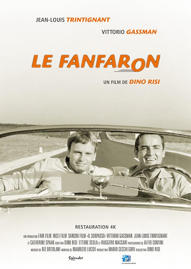 Le Fanfaron (Il Sorpasso) de Dino Risi (1962)