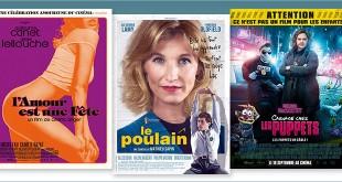 sorties Comédie du 19 septembre 2018 : L'Amour est une fête, Le Poulain, Carnage chez les puppets (The Happytime Murders)