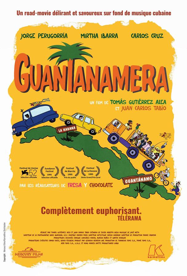 Guantanamera (Tomas Gutierrez Alea et Juan Carlos Tabio, 1995)